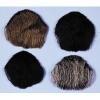 Goatee 1 Pt Dk Brown Human Hair